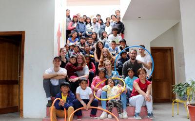 Visite de Children World Tour !