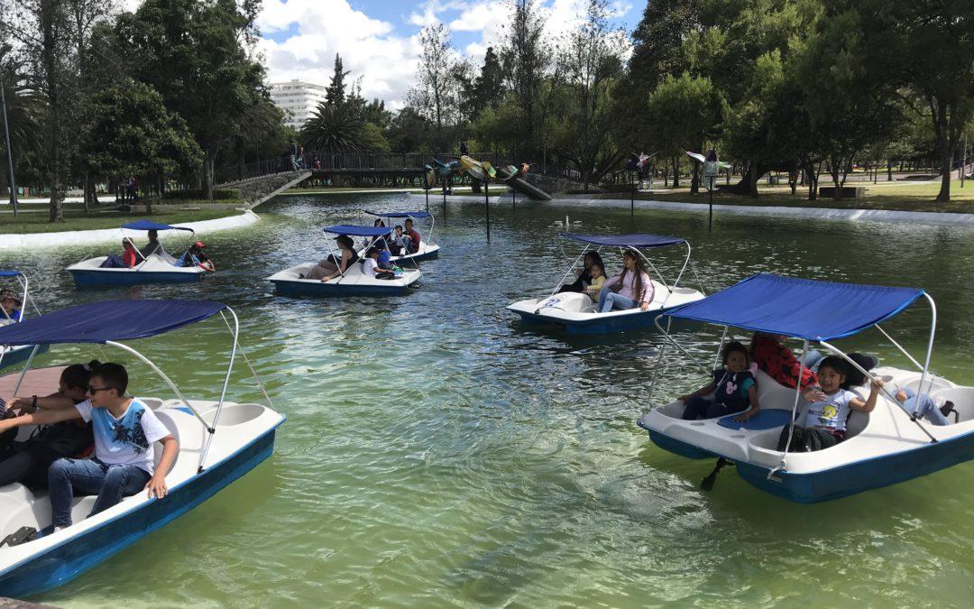 Les vacances avec Ecuasol