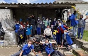 La jornada mundial del reciclaje