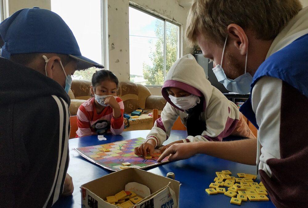 Juegos creativos y eco-responsables para niños