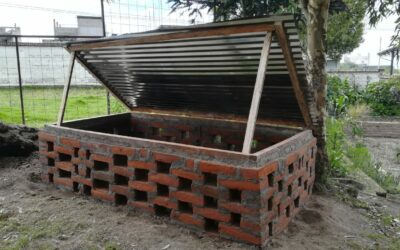 Un compost en la fundación